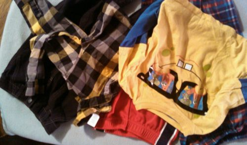 Boys cloths lot size 4 toddler lot