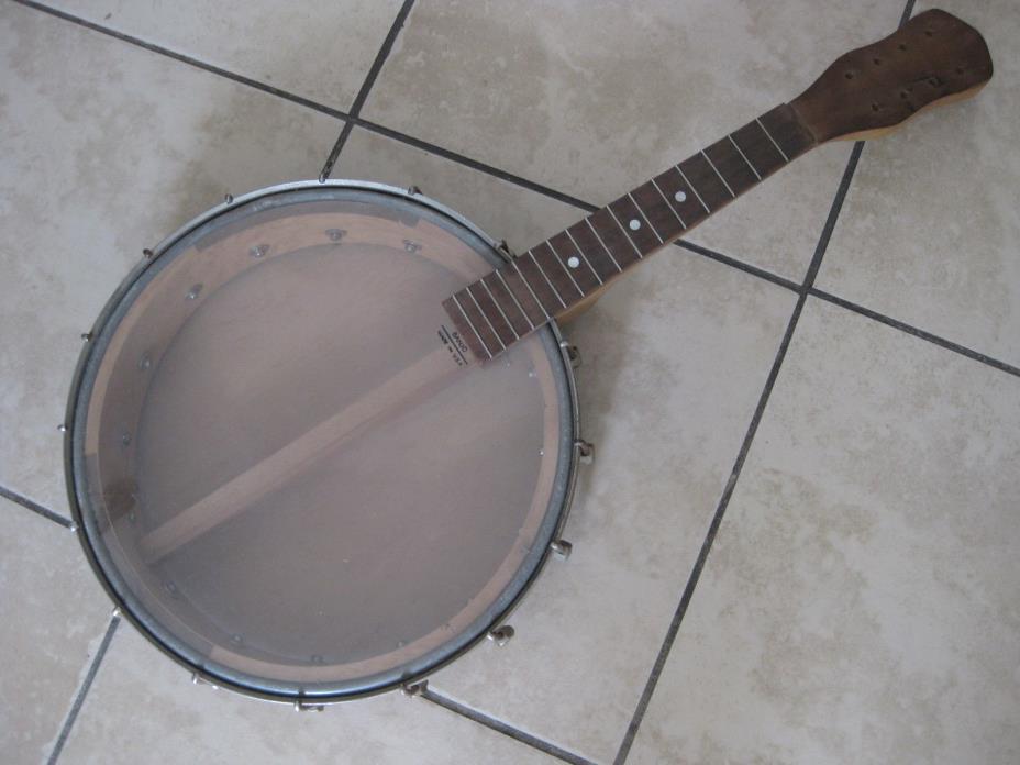 Vintage Banjolin Mandolin Banjo Project Repair Parts