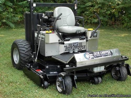 Dixie Chopper Mowers For Sale Classifieds