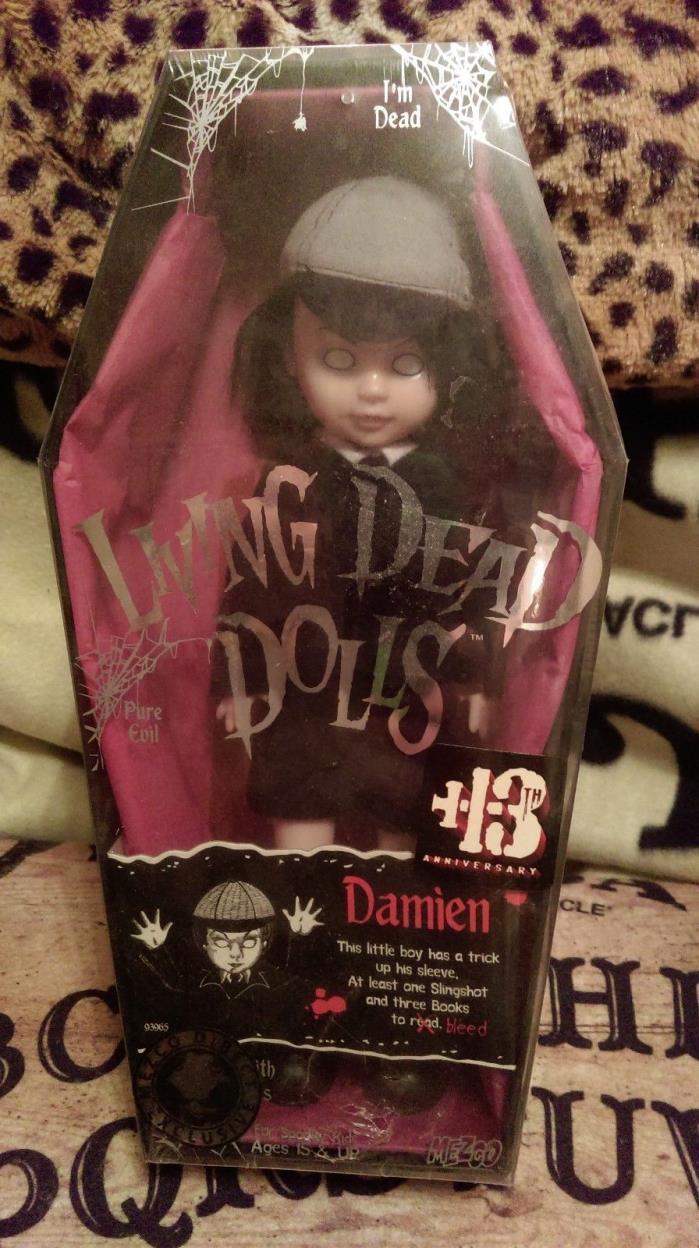 living dead dolls damien