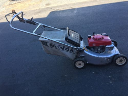 Honda Hr214 Mower For Sale Classifieds