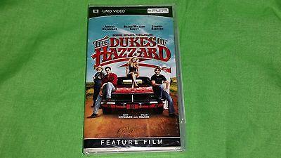 The Dukes of Hazzard UMD Movie PSP  BRAND NEW