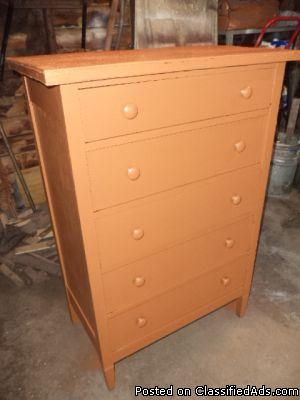 Dressers Kitchen Chairs and More