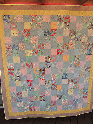 Handmade Quilt  full/twin size