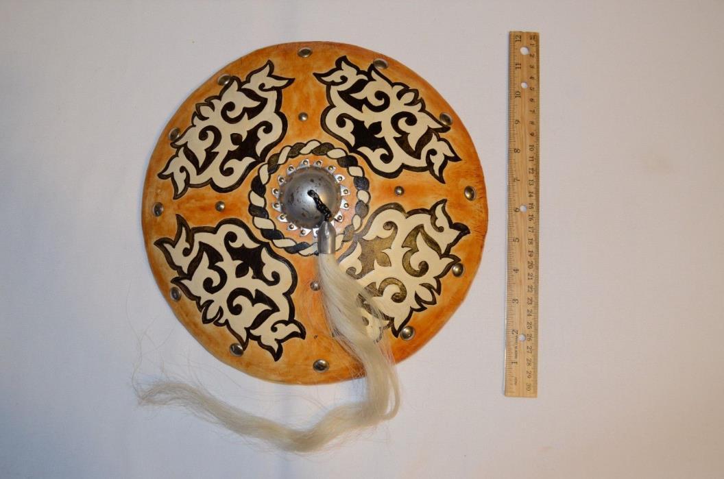 Viking shield ?