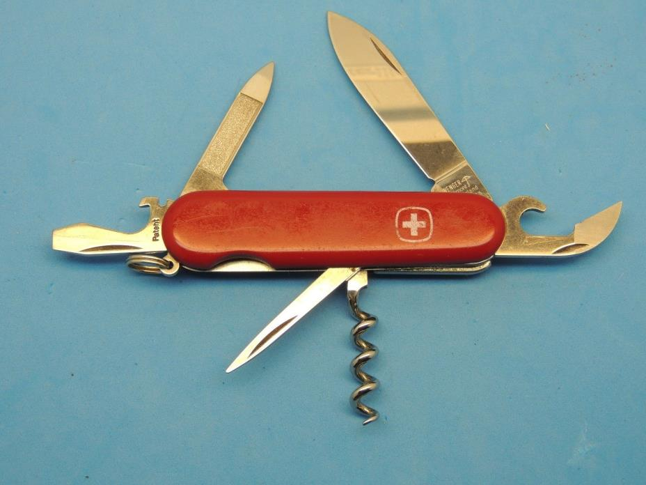 Commander, Swiss Army Knife, By Wenger (HAD)