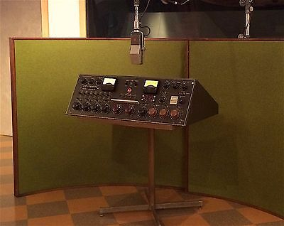 RCA BC-6A Vintage Tube Console