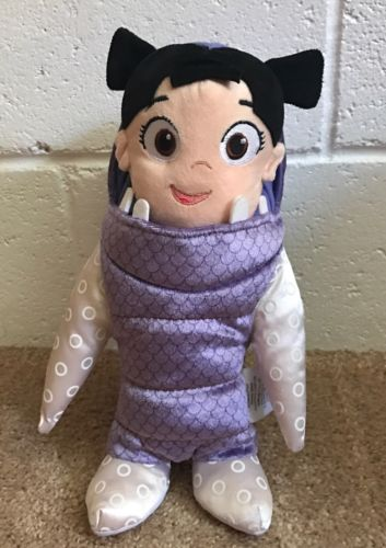 Official Disney Store Exclusive Monsters Inc Boo Stuffed Plush Doll