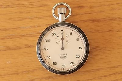Vintage Tag Heuer Fisher Stopwatch