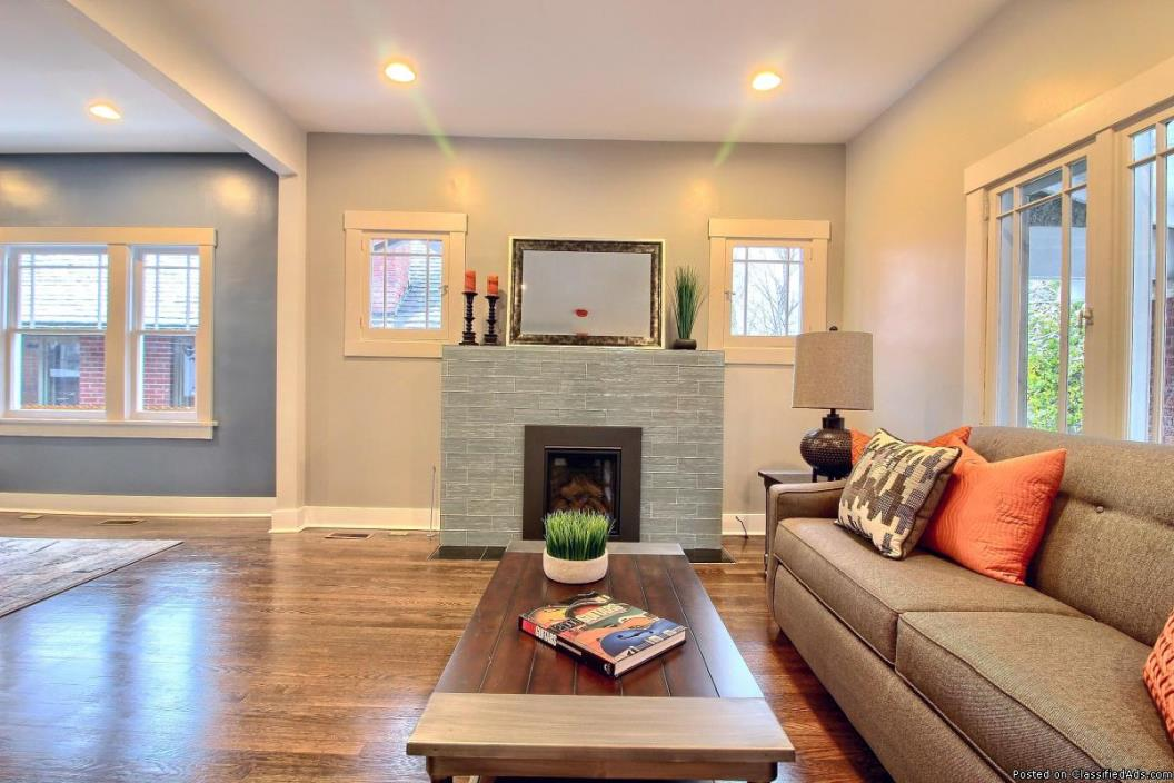 100% Remodeled Ranch home in the highly desirable neighborhood of Congress Park!