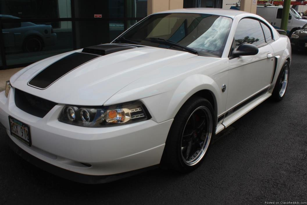 2004 Ford Mustang (#3514)