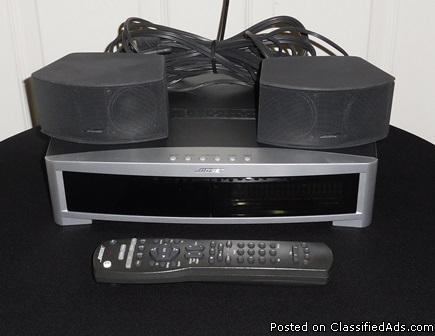 Bose 321 Entertainment System with Surround Sound