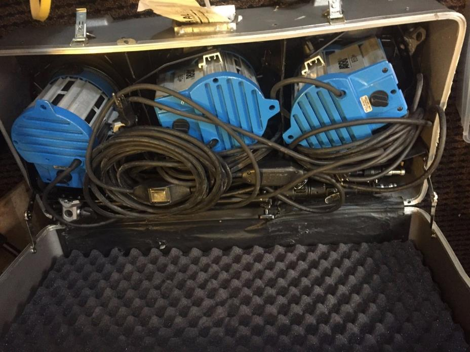 Arri 650 light kit