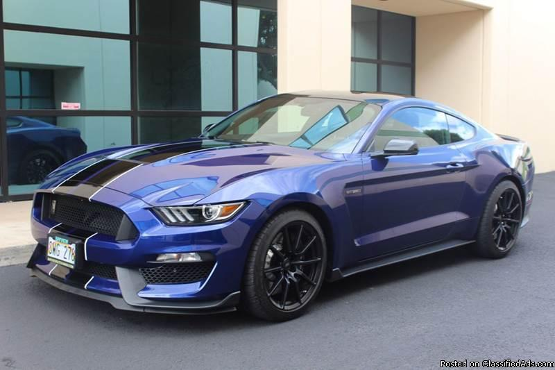 2016 Ford Mustang Shelby GT350 (#3397)