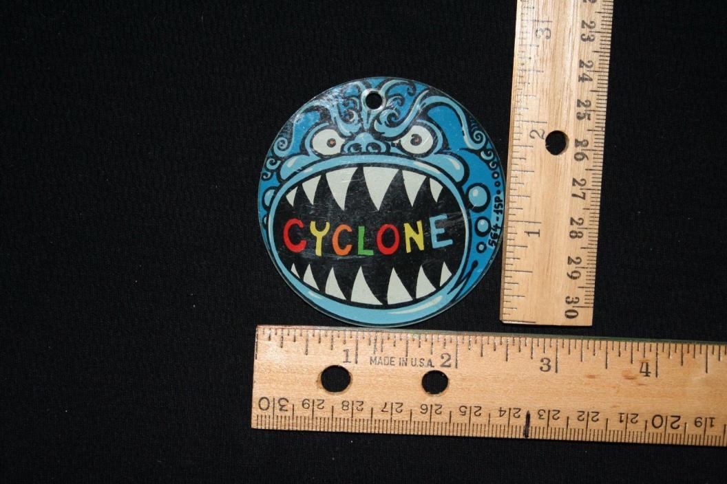 Cyclone -  Pinball, Key Tab X 2