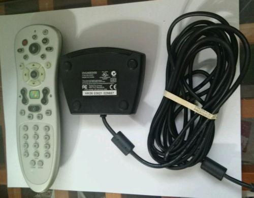 Microsoft OVU4003/00 Windows Media Center RC6 ir Remote and Receiver