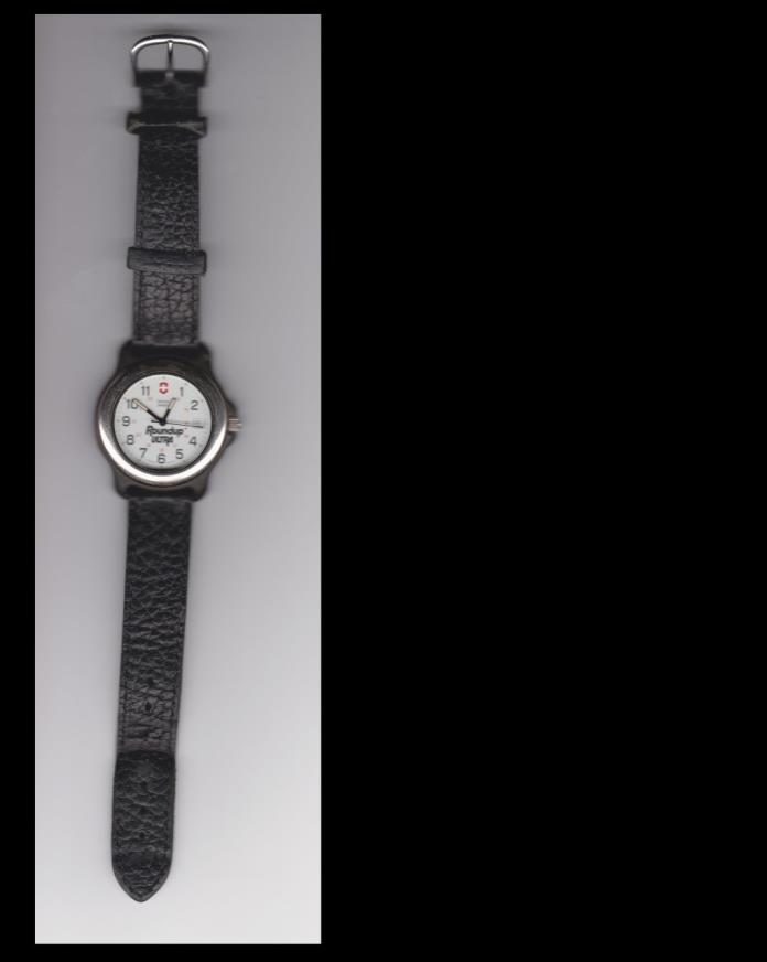 Swiss Army watch Used