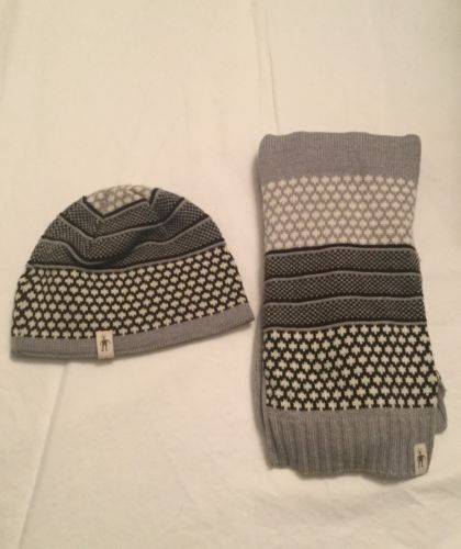 SmartWool Women's Scarf & Matching  Hat