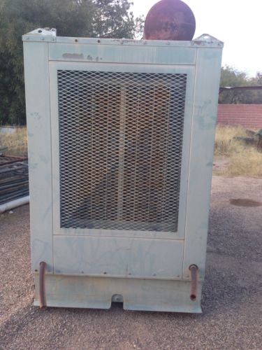 250 kW Detroit Diesel -Magma One Generator, 3 Phase 277/480 Only 237 Hours!