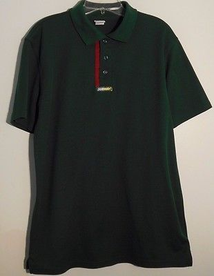 Subway Sandwiches Mens Work Polo Shirt M Medium PRISTINE