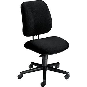 HON 7701 Pneumatic Task Chair - HON7701AB10T