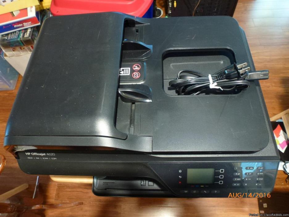 HP Officejet 4620 All-In-One Inkjet Printer for sale