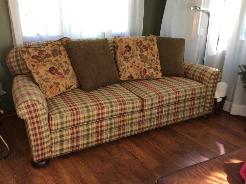Norwalk sofa sleeper, chair & ottoman