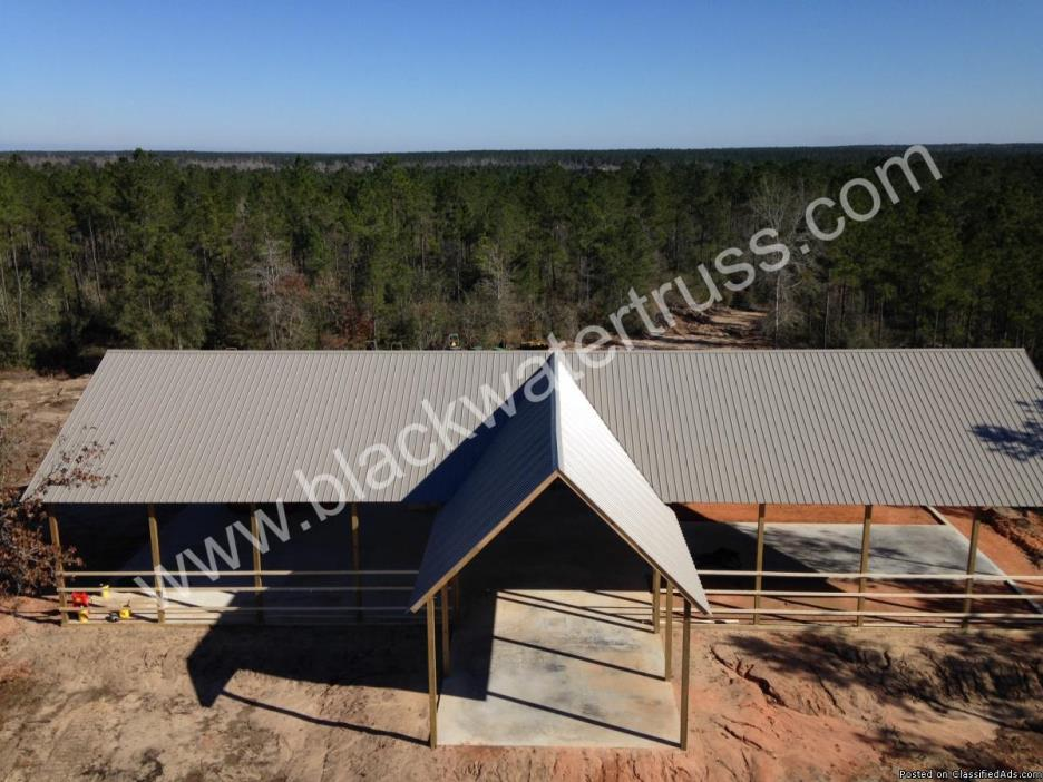 Pole Barn Trusses For Sale Classifieds