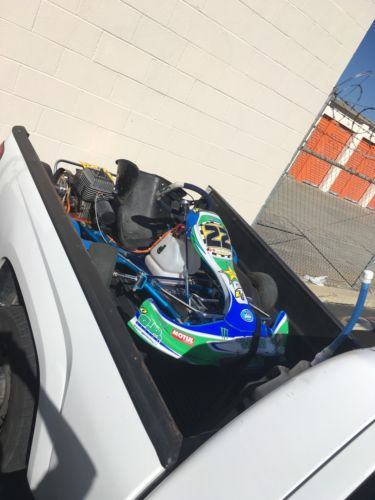 Full Racing Go Kart -lowered-