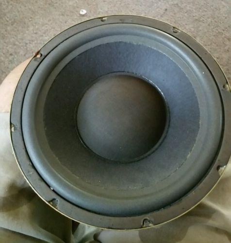 Bose  501s  refoamed  mint condition  10in woofers