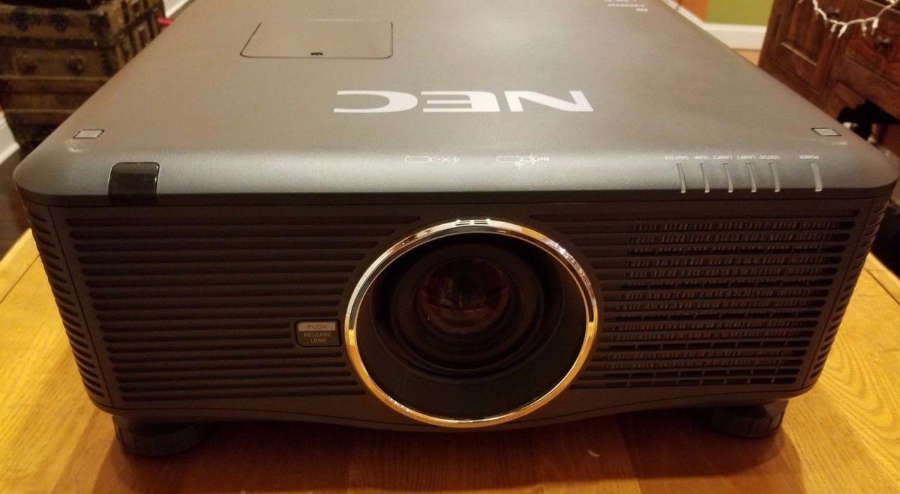 NEC NP-PX750U 7500 Lumen WUXGA Professional DLP Projector