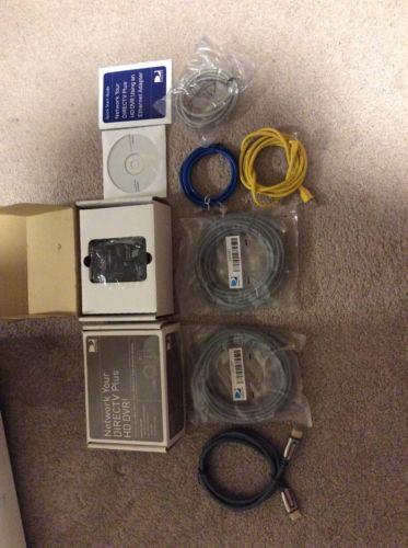 DirecTv Plus HD DVR Network Wall Ethernet Adapter