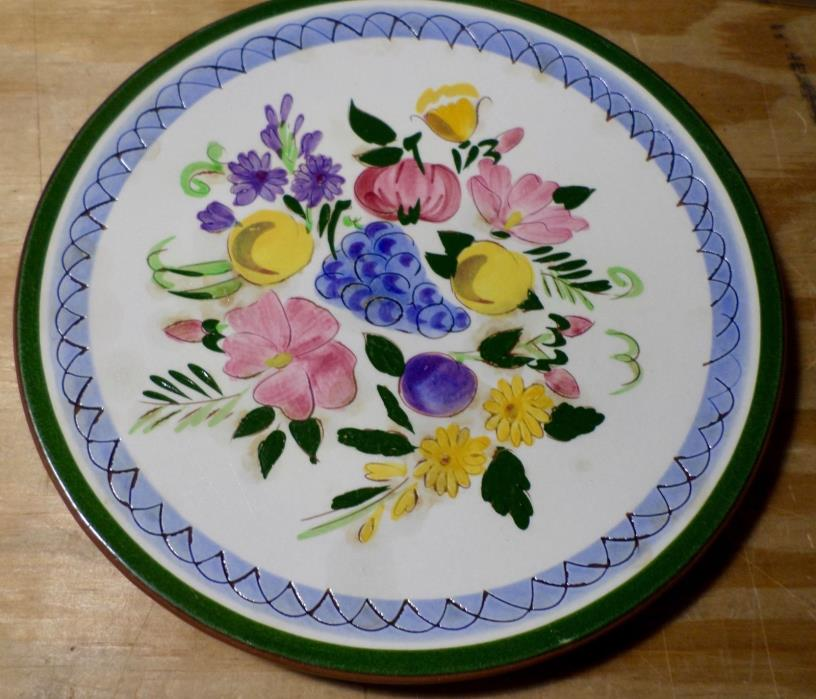 Stangl Fruit Flowers - Dinner Plate