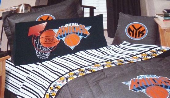 NBA NY Knicks Comforter and Sheet set
