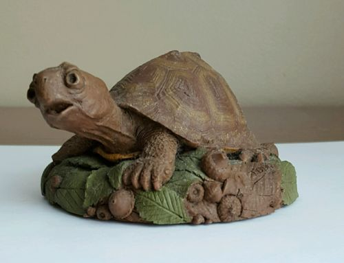 Signed Tim Wolfe Turtle   ***TODD***  Edition #1!!!