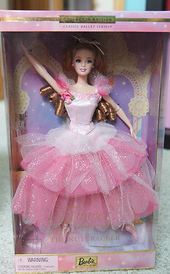Barbie Doll as Flower Ballerina from The Nutcracker Collector Edition
