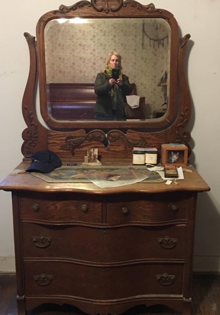 Tiger Oak Dresser For Sale Classifieds