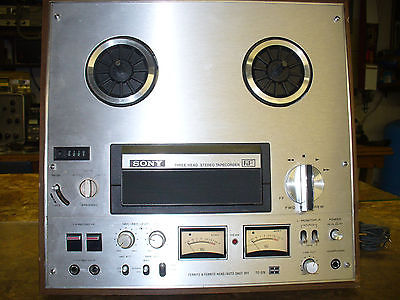 SONY TC378 REEL TO REEL DECK