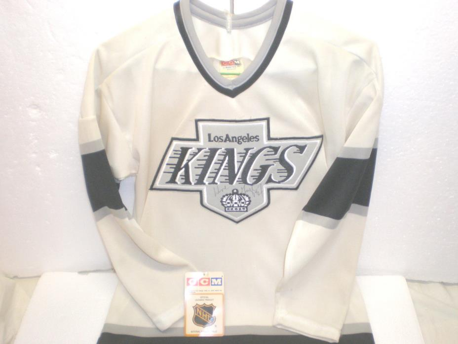 brand new 57dfe 7aa85 Kings Gretzky Jersey - For Sale Classifieds