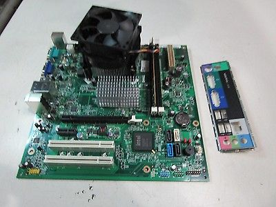 Dell Vostro 230 Motherboard 7N90W /  2.70GHz Core 2 Duo CPU / 2GB Memory