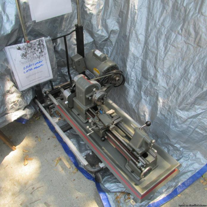 Atlas Craftsman Lathes For Sale Classifieds