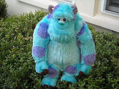 Disney SULLEY  SULLIVAN Monsters Inc Plush Monster14