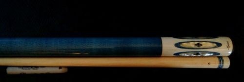 Meucci pool cue. Ultra Piston 3 with black dot shaft. Hardly used.