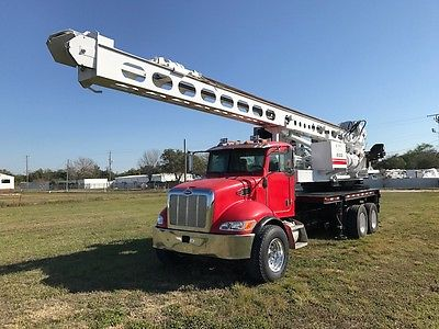 Texoma 800 Pressure Digger Drill Rig Auger Drilling Pier Pile Caisson Truck