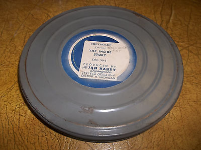 16mm film / Jam Handy CHEVROLET - The Inside Story (1950) Fisher Body Plant