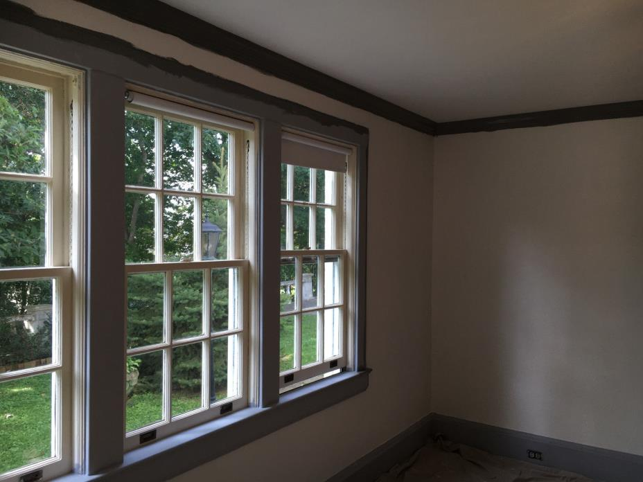 ANTIQUE WOODEN WINDOW - OLD WINDOW SASHES FOR FRAMES, CRAFTS etc.