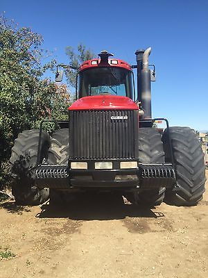 Case IH 385 HD Tractor