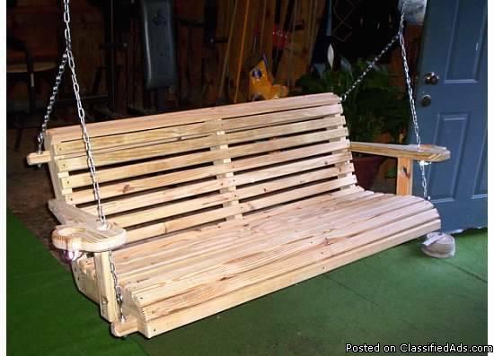Custom Built Swings