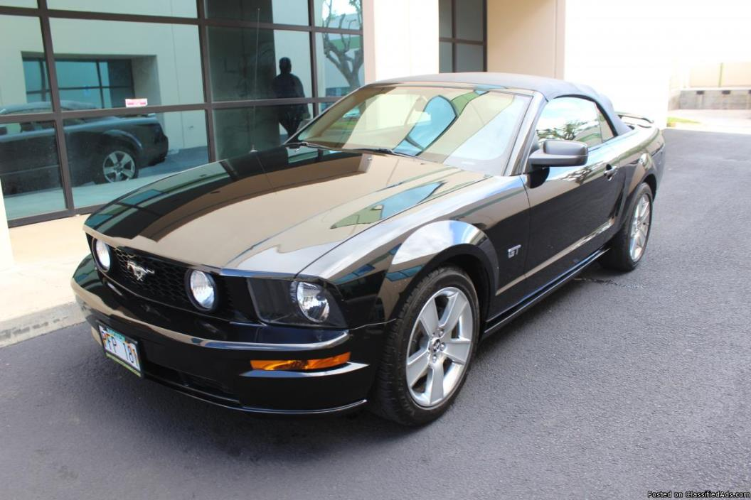 2006 Ford Mustang (#3489)