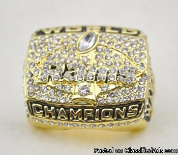 Rams Replica Super Bowl Ring